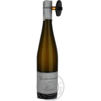 Вино Villa Wolf Gewurztaminer белое полусладкое 12% 0.75л - купить, цены на СитиМаркет - фото 5