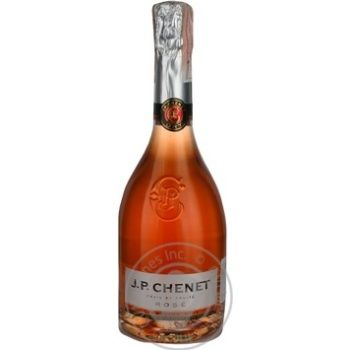 J.P.Chenet Rose Dry Pink Sparkling Wine 13,5% 750ml - buy, prices for Novus - image 1