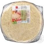 Тесто По-нашому замороженная для пиццы 320г Украина