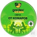 Candle Gardex family to mosquitoes 1pc