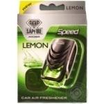 Ароматизатор Sapfire Supreme Speed Lemon 923155 8мл