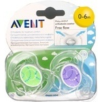 Soother Avent silicone for children