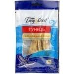 Snack tuna Easy and good salted dried 20g Ukraine