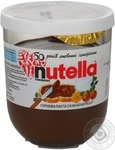 Паста ореховая  Nutella с какао 200г