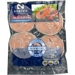Medallion atlantic salmon Norven dill frozen 400g Ukraine