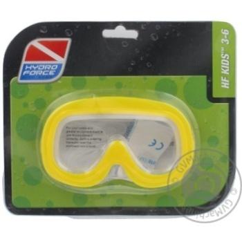 Маска Best Way Explorer Dive для плавания детская 3 цвета