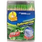 Toothpicks Freken bok 250pcs China