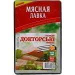 Сосиски Мясная лавка Докторские Фирменные вареные 330г Украина