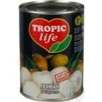 Лонган Tropic life в сиропе 565мл