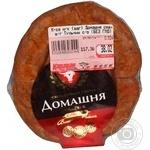 Колбаса Тульчин Домашний полукопченые Украина