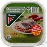 Fish herring Flagman preserves 300g Ukraine