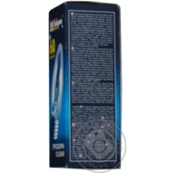 Лампа Искра Свеча электрическая прозрачная B36-230в 60вт Е27 - купить, цены на Novus - фото 6