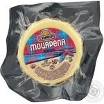 Сыр моцарелла Баштанка мягкая 50% вакумная упаковка Украина