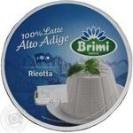 Сыр рикотта Брими мягкая 40% 250г пластиковый стакан Италия