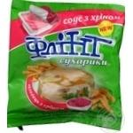 Сухарики Флінт житні зі смаком холодець з Хріном 55г + соус с хріном 15г