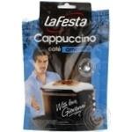 Напиток Ла феста Амаретто с кофе растворимый 100г Польша