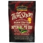 Tea Tian shan Imperial pu erh black loose 60g