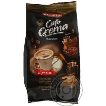 Coffee in grains 250g Czech republic