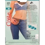 Tights Conte natural polyamide for women 40den 2size - buy, prices for Novus - image 2