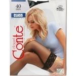 Колготы Conte Elegant Class nero женские 40ден 3-4р