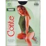 Колготы Conte Tango 40 Den р.2 nero шт