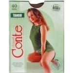 Колготы Conte Tango 40 Den р.2 bronz шт
