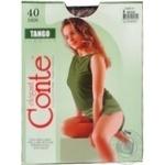 Колготы Conte Tango 40 Den р.5 bronz шт