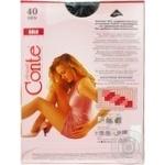 Conte Solo 40 den Nero Tights for Women Size 4 - buy, prices for CityMarket - photo 2
