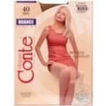 Колготы Conte Nuance 40 Den р.2 natural шт - купить, цены на Novus - фото 3