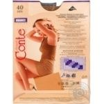 Tights Conte natural polyamide for women 40den 3size - buy, prices for Novus - image 3