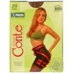 Колготи Conte 20den X-Press 2 Natural
