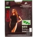 Tights Conte Prestige bronze polyamide for women 20den 3size - buy, prices for Novus - image 3
