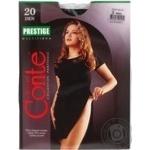 Колготы Conte Prestige 20 Den р.3 nero шт