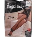 Колготы Magic Lady Diva женские черные 40ден 4р