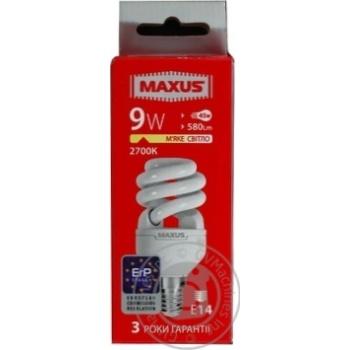 Bulb Maxus e14:е14 9w