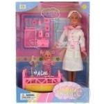 Лялька Медсестра Defa 20995