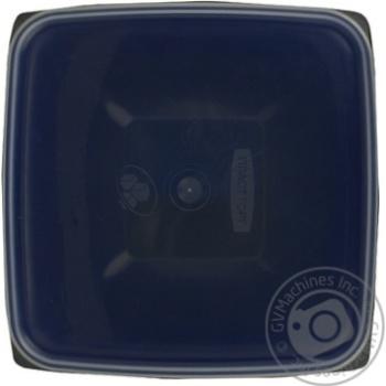 Миска-салатниця квадратна з кришкою Пластторг 0,5л 83177 - купить, цены на Novus - фото 2