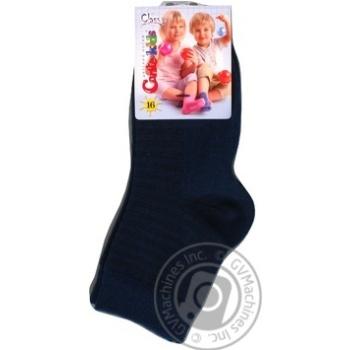 Шкарпетки дитячі Conte-kids Сlass р.16 153 темно-синій