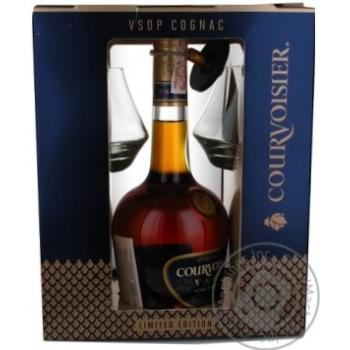 Коньяк Курвуазье 40% 700мл стеклянная бутылка