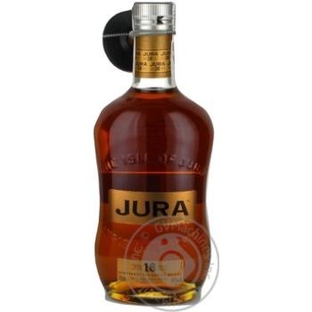 Виски The Isle Of Jura 16лет 40% 0,7л - купить, цены на Novus - фото 1