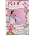 Колготи дитячі Giulia Даффі 40ден модель1 б'янко р.128/134