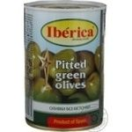 olive Iberica green canned 420g can