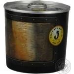 Сардина в олії пластик з ключем Brivais Vilnis 240г