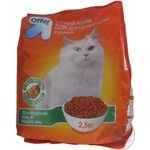 Food Offer with chicken dry for cats 2500g Ukraine