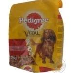 Корм для маленьких собак Pedigree говядина-овощи 2кг