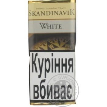 Тютюн для люльки Skandinavik White