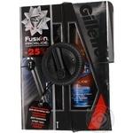 Подарочный набор Gillette Fusion ProGlide Бритва + 1 картридж + Гель для бритья Увлажняющий 75мл