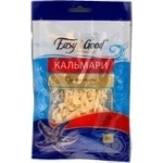 Snack squid Easy and good salted dried 36g Ukraine