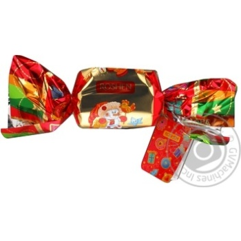 Подарунок нов.цук.Рошен Святкова цукерка №5 400г - купить, цены на Novus - фото 5