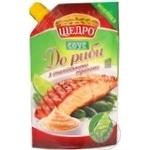 Соус білий До риби з італійськими травами дой-пак 200г